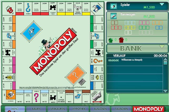 monopoly spielen ohne anmeldung